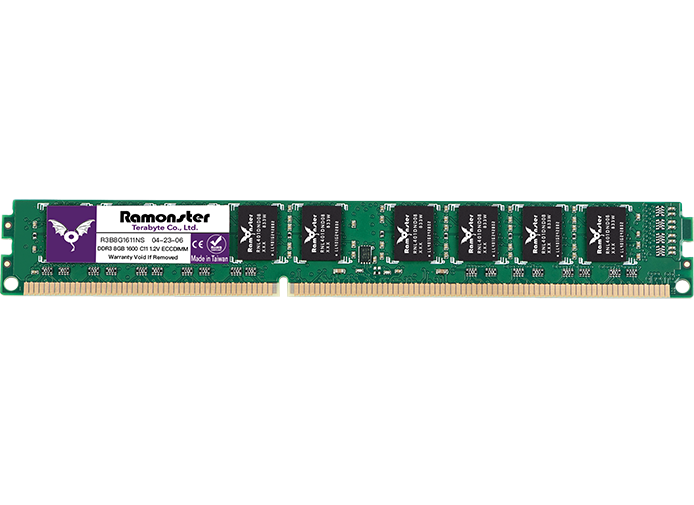 DDR3 伺服器電腦記憶體 - 記憶體/千奕國際/Ramonster