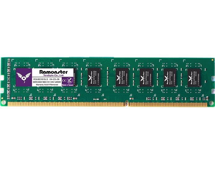 DDR3 桌上型電腦記憶體 - 記憶體/千奕國際/Ramonster